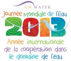 logo 2013 water day