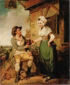 Henry Singleton_The Ale House Door_1790