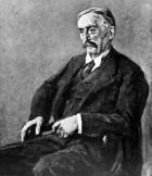 Portrait d'Otto Schott par Max Liebermann