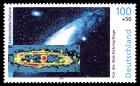 Wohlfahrtsmarke 1999 - Der Kosmos Die Andromeda-Galaxie (M 31/NGC 224) Source : Wikimedia commons images