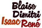 Blaise Dimitri Isaac René