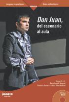 Couverture Don Juan del escenario al aula