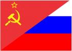 drapeau Urss/Russie