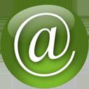Logo Internet vert