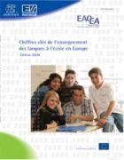 chiffres clés enseignements langues europe