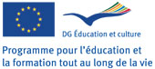 Logo programme pour l'éducation et la formation tout a long de la vie
